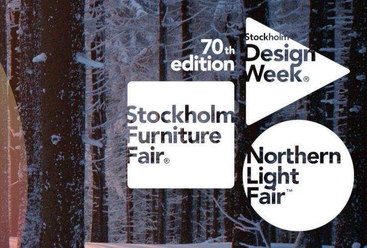 2020年2月に開催されるストックホルム国際家具展示会について記された記事のアイキャッチ画像です。